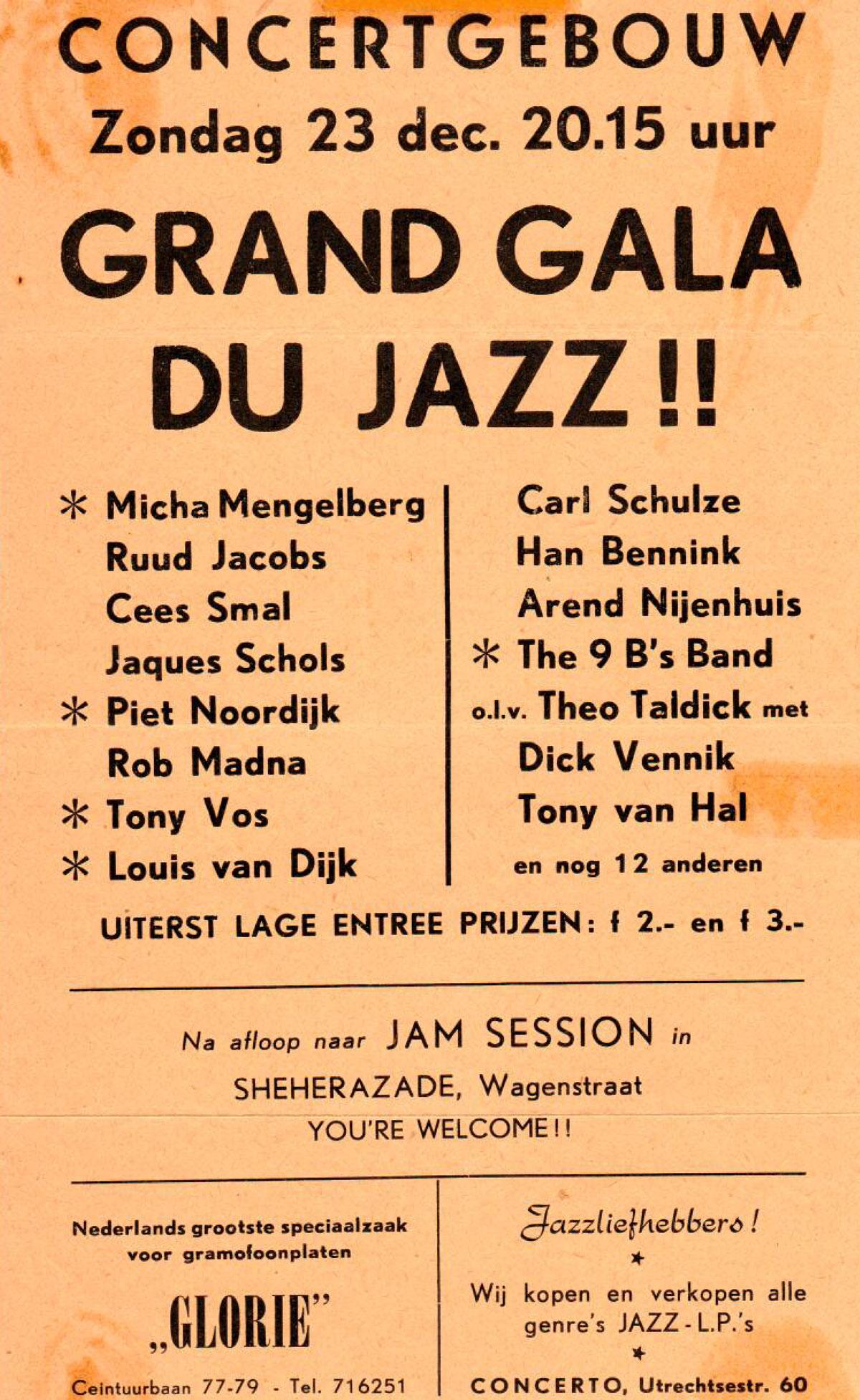 Grand Gala du jazz 1962