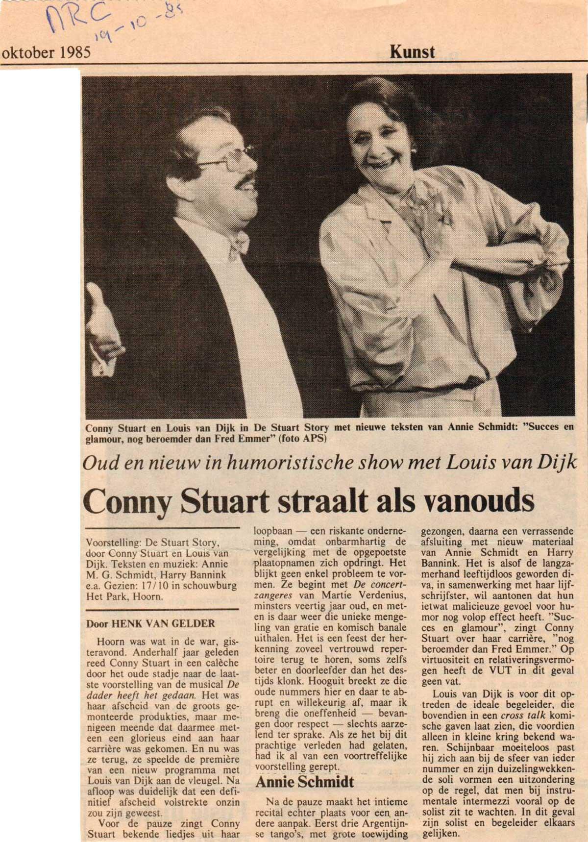conny-stuart-en-louis-van-dijk-1985