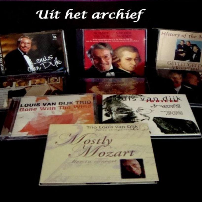 Discografie samengesteld door Peter van Dongen
